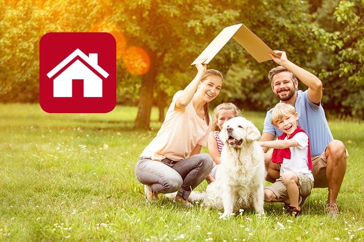 8 Lebensphasen: Immobilienkauf