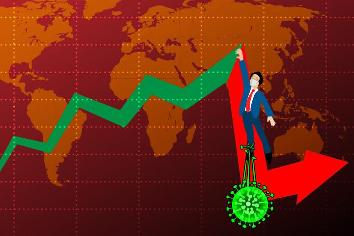 Das Coronavirus schürt die Angst um einen Börsen-Crash