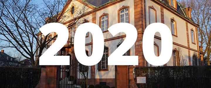Rückblick: Neujahrsempfang 2020