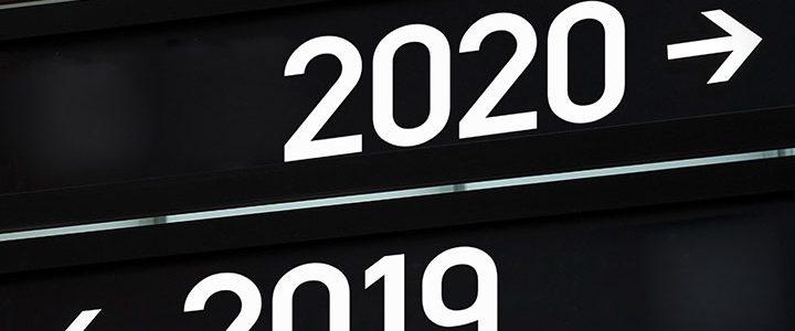Kapitalmarktrückblick 2019 und Ausblick 2020