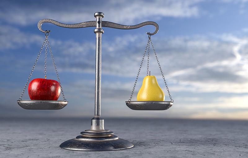 Die aktuelle Kapitalmarktsituation: USA und Europa oder Äpfel und Birnen?