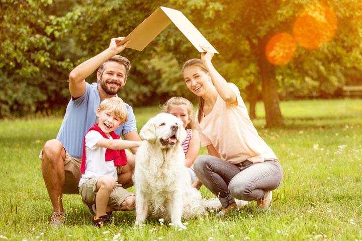 Versicherung für die 8 Lebensphasen